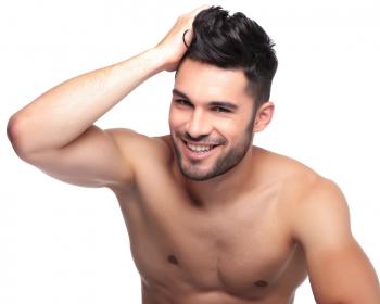 La depilación masculina cada vez es más solicitada en los centros de belleza